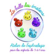 La bulle des émotions Sophrologie enfants en groupe avec Christine Thomas